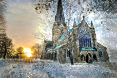 Cathedral_Winter_Sunset-11X14